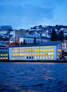 OLEANA-Fabrik in Norwegen